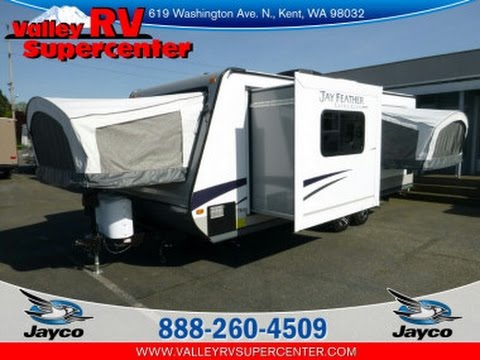 Jayco Rv 2017 Jay Feather X23f Hybrid Travel Trailer At Valley Supercenter