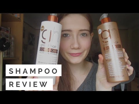 Review | Nourish and Hydrate Shampoo & Conditoner by GH Great Hair