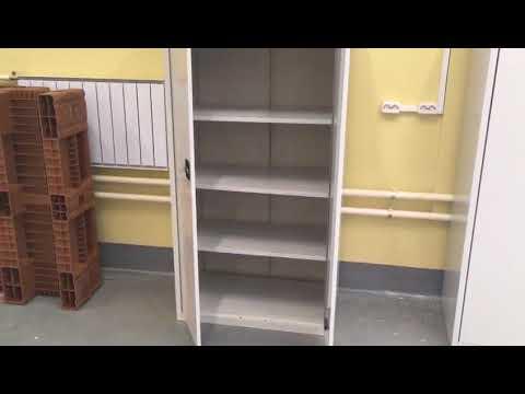 металлические стеллажи и шкафы!
