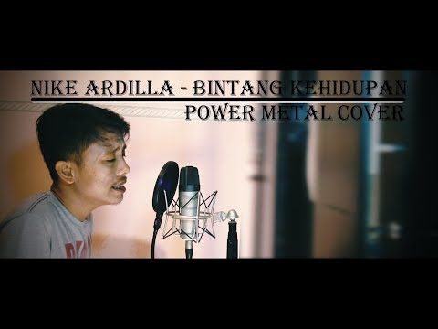 Nike Ardilla - Bintang Kehidupan (Power Metal Cover By Roy LoTuZ)