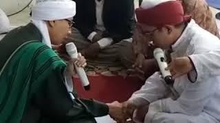 Ijab qobul Akad Nikah dengan bahasa arab bersama Buya yahya