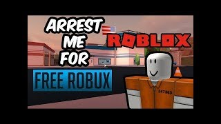 Arrest me for free robux! (St. Patty edition)