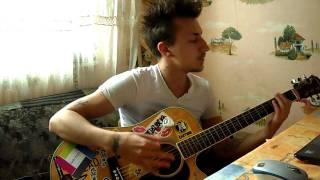 Thomas Perry - как играть на гитаре Noize Mc - Вьетнам (Видео урок)