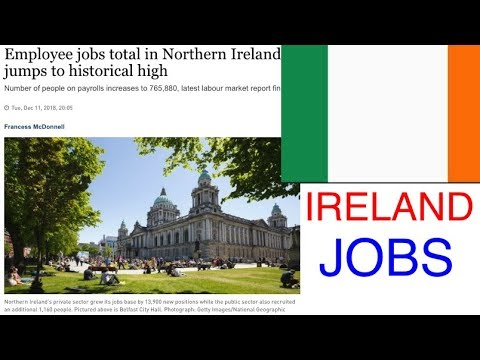 Ireland Jobs and Citizenship Benefits Apply Free