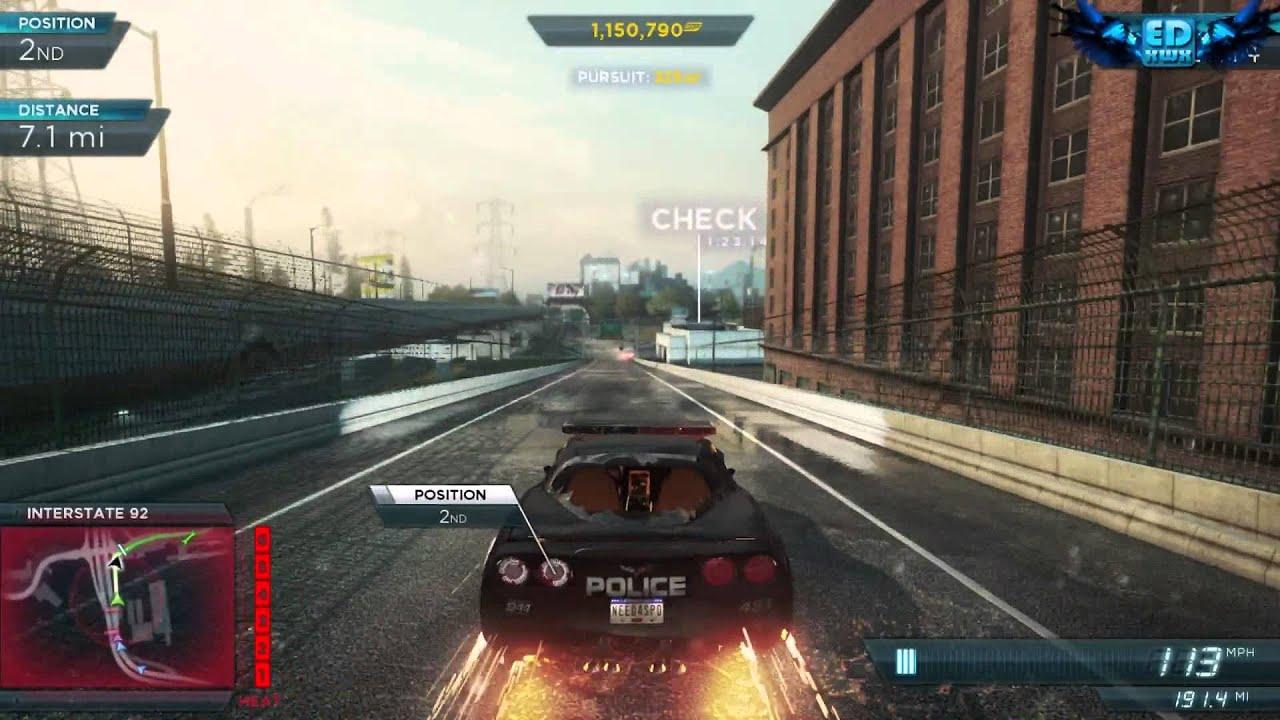 Police Vs Pagani Huayra Amp Koenigsegg Agera R Most Wanted