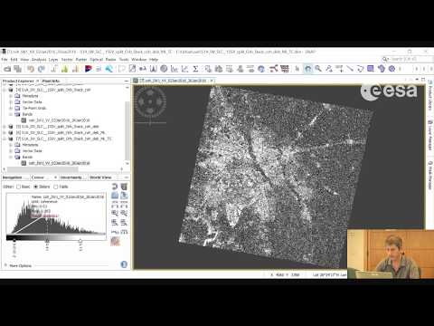 ESA Echoes in Space - Land: Urban Footprint mapping with Sentinel-1