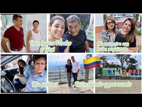 Tour casa de Gaby🛋Viaje de Fercho y Gigi a Orlando🙍🏻♂️🙍🏻♀️Me fui a Manizales 🏘 Conocí seguidora thumbnail
