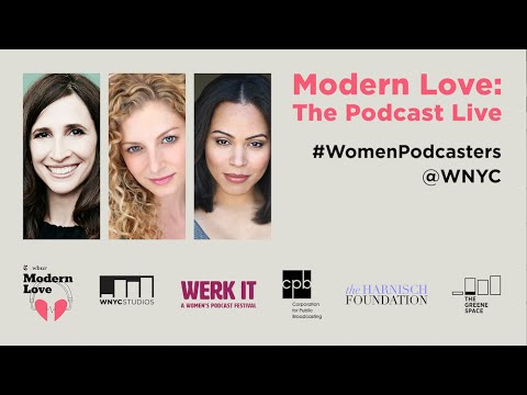 Modern Love: The Podcast Live at WNYC