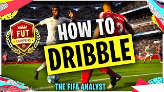 FIFA 20 HOW TO DRIBBLE | DRIBBLING TUTORIAL FOR FIFA 20 | HOW TO DRIBBLE LIKE A PRO | FIFAANALYST