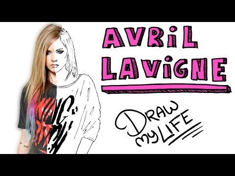 AVRIL LAVIGNE | Draw My Life