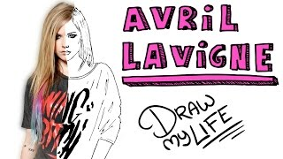 AVRIL LAVIGNE | Draw My Life Video