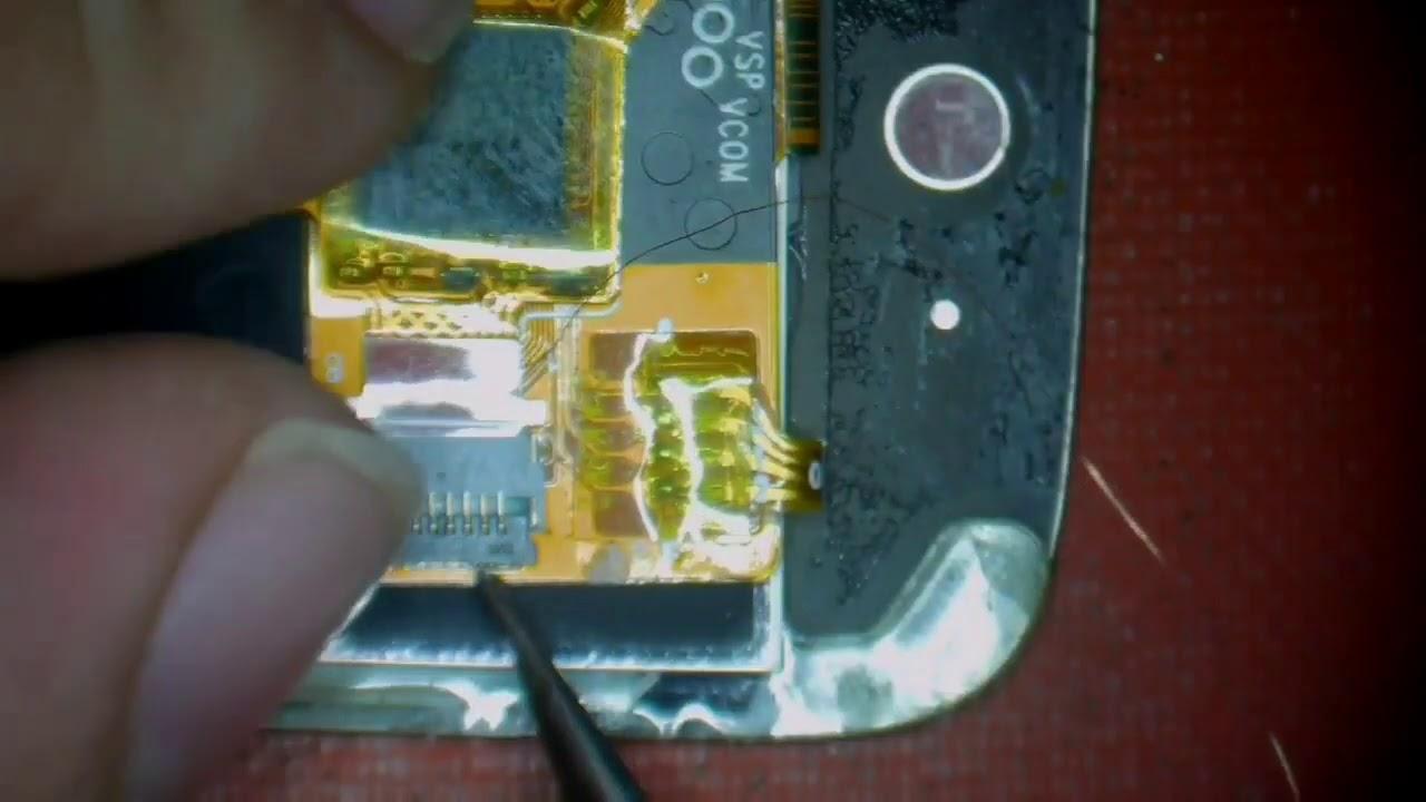 Moto g5 no funciona tactil solucion
