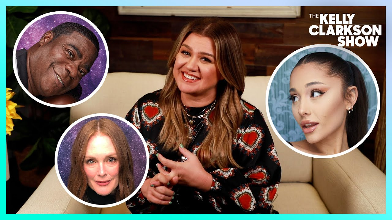Kelly Clarkson, Ariana Grande And More Play 'My Top 3' | Digital Exclusive