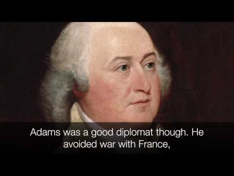 America's Presidents -  John Adams