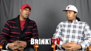 Comedian Rob Love #BrinkTV Interview