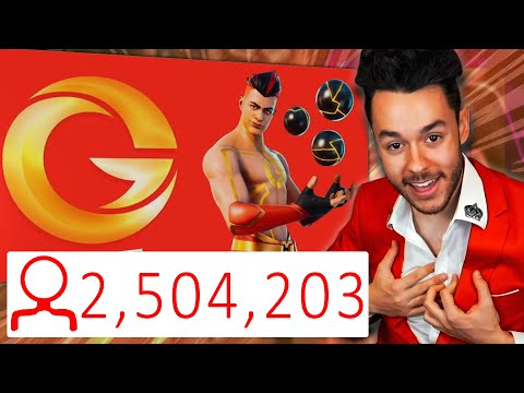 THEGREFG BREAKS TWITCH'S VIEWER RECORD WITH 2.5 MILLION VIEWERS!