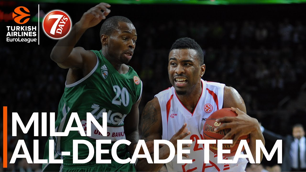 Fans Choice All-Decade Team: AX Armani Exchange Milan