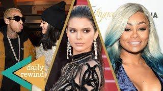 Kylie Jenner & Tyga Reuniting? Kendall Angers Fans, Blac Chyna CARJACKS Rob Kardashian -DR