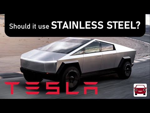 Why Aren't Cars Made From Stainless Steel?