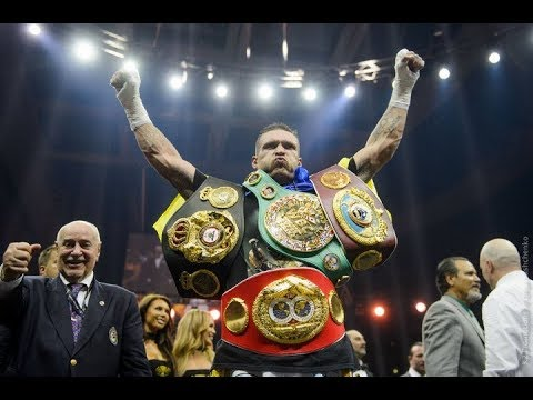 ((((((BREAKING NEWS IS))))))   OLEKSANDR USYK WILL MAKE HIS HEAVYWEIGHT DEBUT IN AMERICA/ MAY !!!