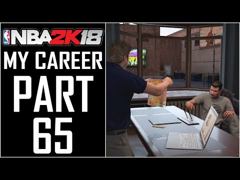 """NBA 2K18 - My Career - Let's Play - Part 65 - """"Reese Puffs Deal"""""""