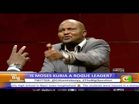 Moses Kuria Explosive Interview On The Big Question
