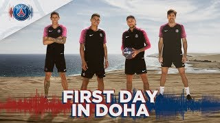 FIRST DAY IN DOHA - #visitqatar