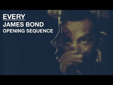Every James Bond Theme:  Evolution of the Opening Titles (1962-2015)