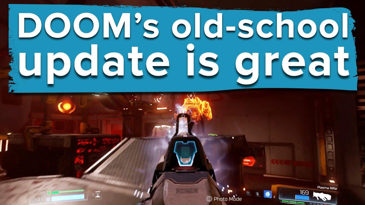 Brutal Doom adds weapons from 2016 Doom • Eurogamer net