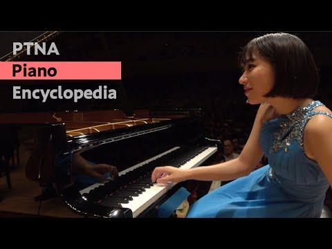 PTNA2019コンペ全国決勝大会 特級 銀賞 黒木雪音 プロコフィエフ:ピアノ協奏曲第3番Op.26 ハ長調 Prokof'ev: Concerto No. 3 pf: Yukine Kuroki