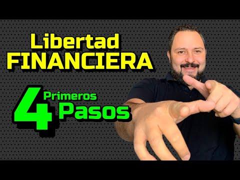"""""""LIBERTAD FINANCIERA"""" los 4 pasos que me han funcionado !!! 🤫"""