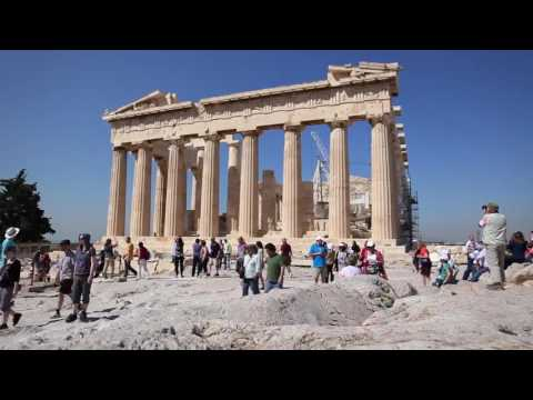 Travel Guide Ancient Sites of Athens