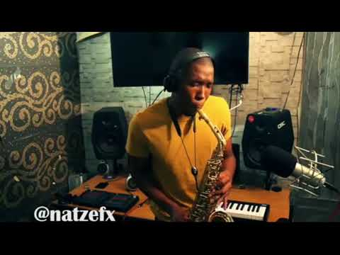 Prince Kaybee Club controller saxophone cover