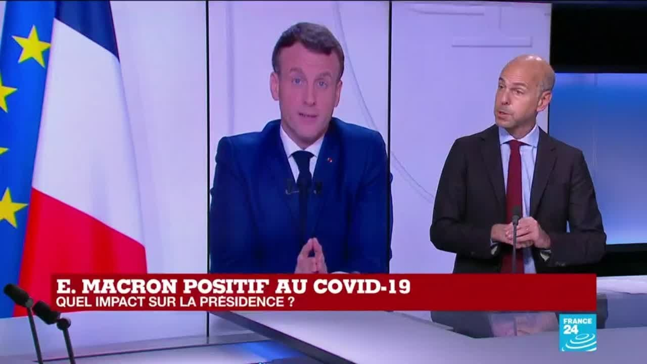 Emmanuel Macron Positive For Covid 19 What Impact On The Presidency France24 News English