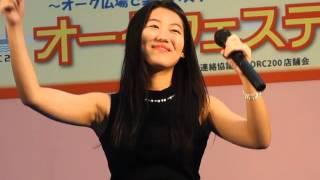 オークフェスティバル「歌姫ステージ」