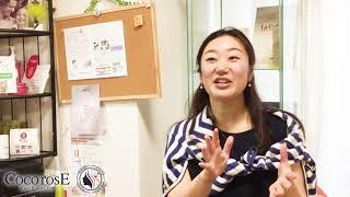 [福岡] CocorosE メイクアップレッスン お客様の声 | 高橋仁美 様 ココ...