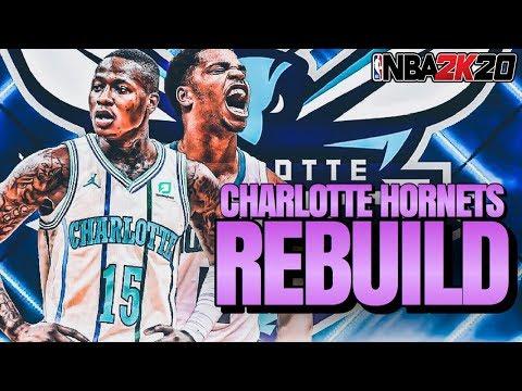 the-hardest-rebuild-of-nba-2k20...the-charlotte-hornets...