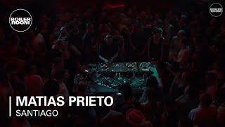 Matias Prieto Boiler Room x Budweiser Santiago DJ Set