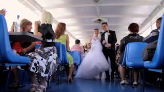 Андрей и Даша Довженко. Свадебный мини-фильм (16 мин). Гомель 2013