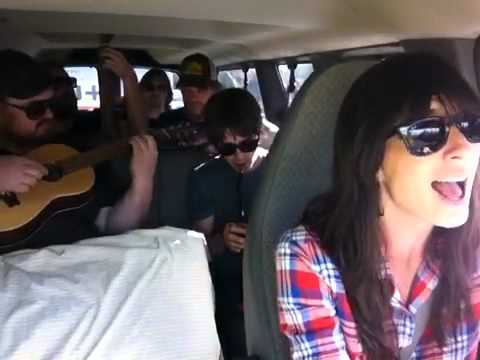 Footloose - Let's Hear It For The Boy - Cover by Nicki Bluhm and the Gramblers - Van session 23