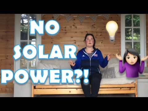 Living Off Grid WITHOUT SOLAR POWER