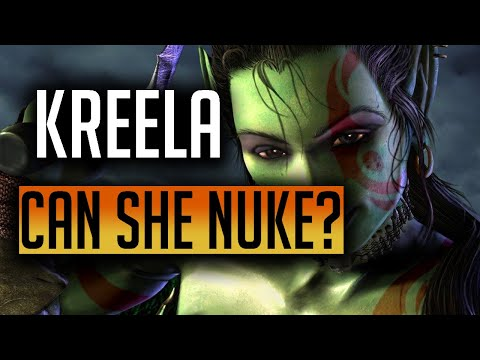 RAID | Kreela Witch-Arm Guide & Showcase! Is she worth it?