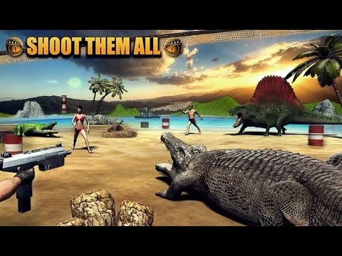 Shoot that Alligator - Android Gameplay HD