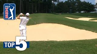 Shots of the Week | Barbasol Championship
