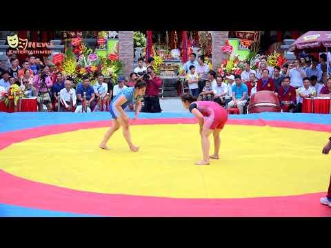 ▶️ Vật Nữ Đỉnh Cao Là Đây ❤️Wonderful Female Wrestling with great attack