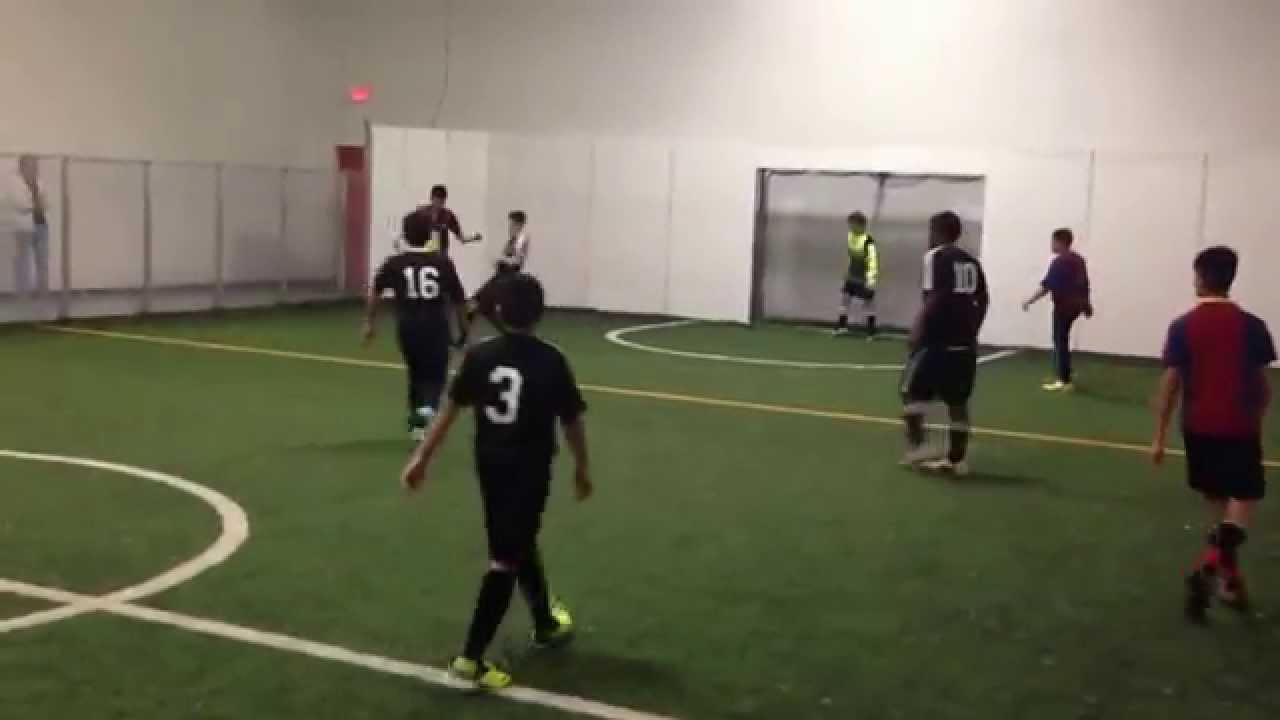 Indoor Soccer Zone Iii Barza Champions Vs Texas Heat Youtube