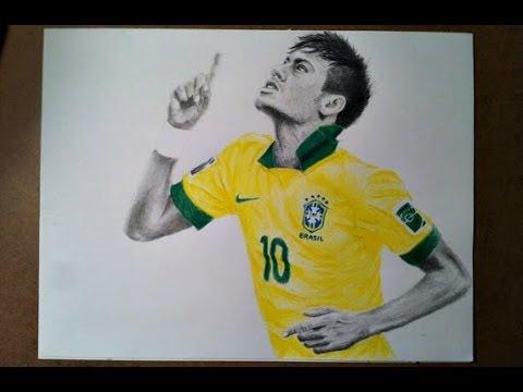 neymar-jr-(speed-drawing)