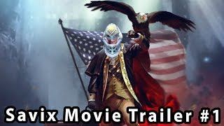 Savix Ret Paladin Movie trailer #1 - Directed By Michael Bay