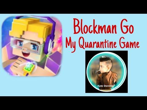 Blockman Go / My Quarantine  Game |
