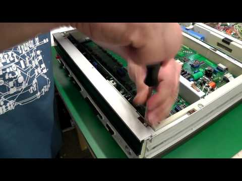 Video Blog #027 - Solartron 7075 Digital Voltmeter Repair & Modification